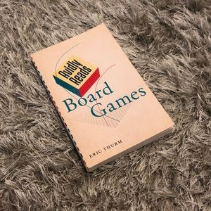 2/$8! Avidly Reads: Board Games